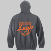 Hoodie: Ladies who Leap Unisex (Comes in assorted colours)