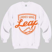 Jumper: Ladies who Leap Unisex(Comes in assorted colours)