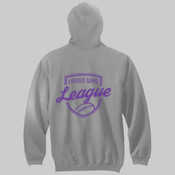 Hoodie: Ladies who League Unisex (Comes in assorted colours)