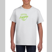 Tee: Ladies who Legspin Kids (Comes in assorted colours)